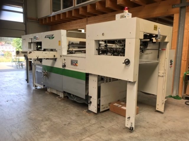 2003 Bobst SP Evoline 102E